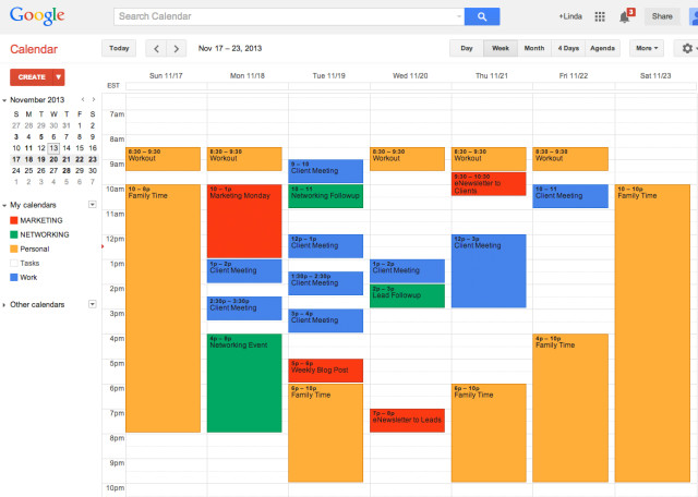How To Make Google Calendar Primary On